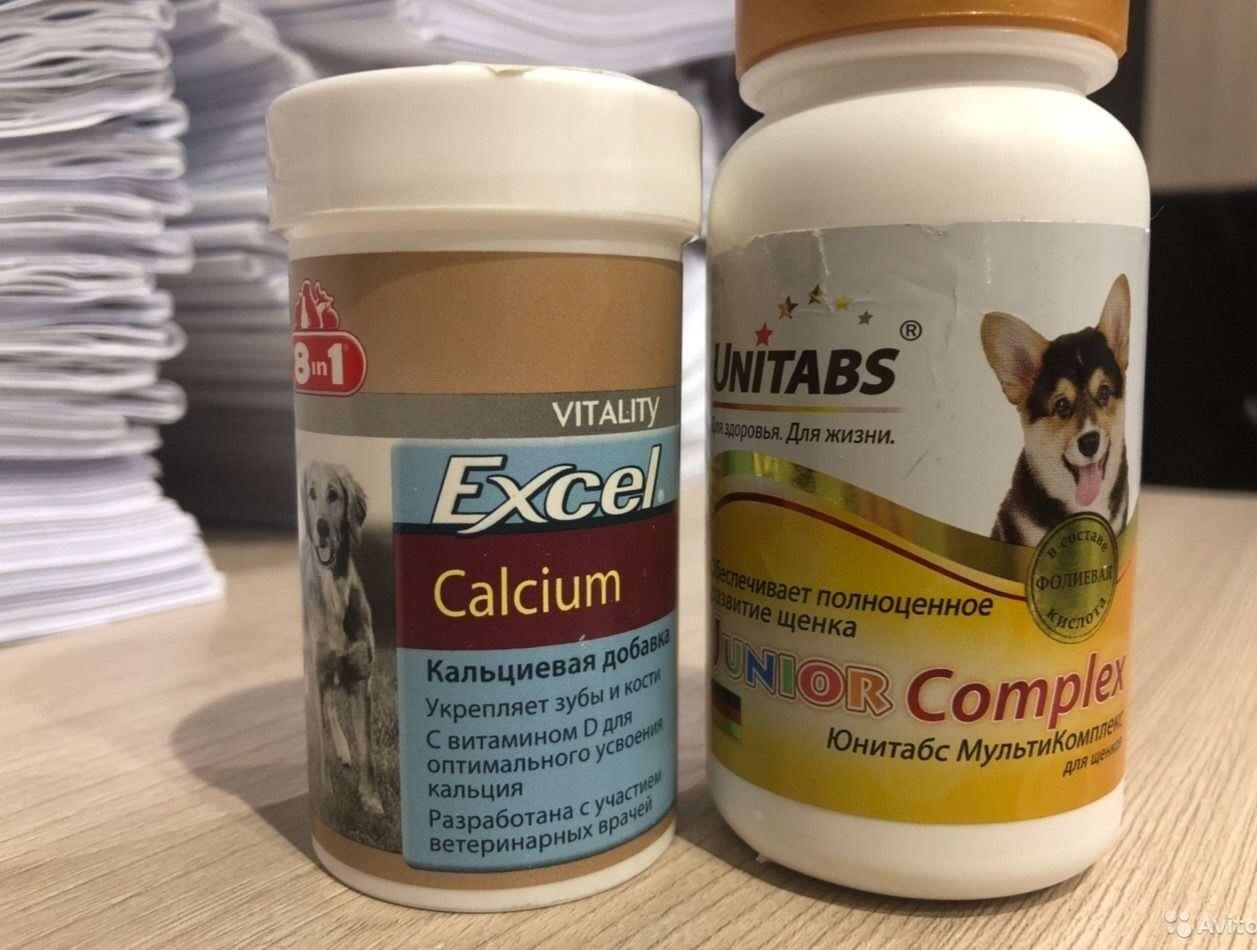 витамины для щенков Unitabs Junior Complex