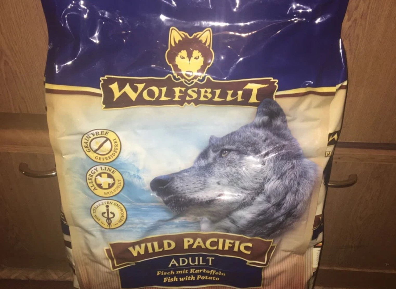 сухой корм для собак Wolfsblut