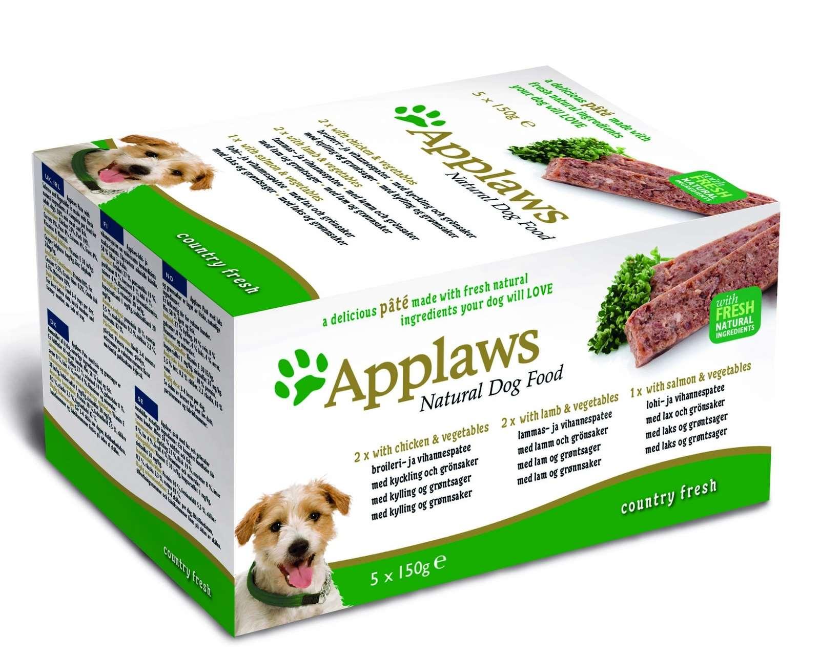 сухой корм для собак Applaws